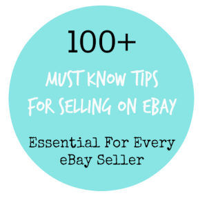 100 Must Know Tips For Selling On Ebay Auction Valet
